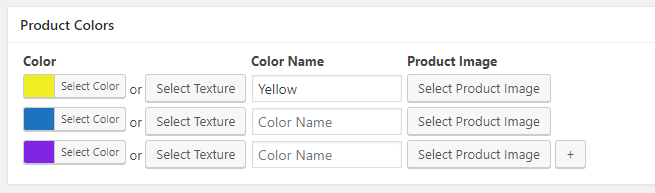 Color Picker Box