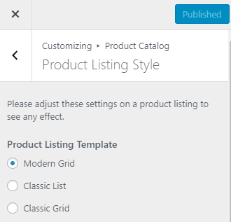 Activation Guide Product Listing Customization