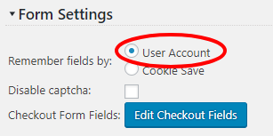 User Account Switch